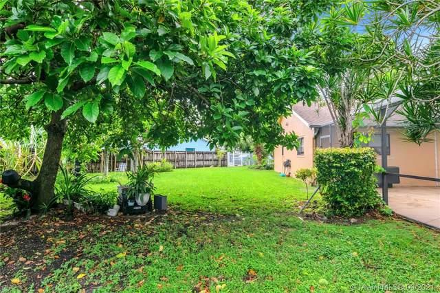 11527 SW 171st Ter, Miami, FL 33157 (MLS #A11097422) :: Berkshire Hathaway HomeServices EWM Realty