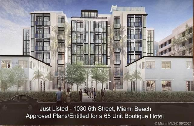 1030 6th St, Miami Beach, FL 33139 (MLS #A11097429) :: Castelli Real Estate Services