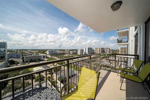 3031 N Ocean Blvd #1508, Fort Lauderdale, FL 33308 (MLS #A11097431) :: GK Realty Group LLC