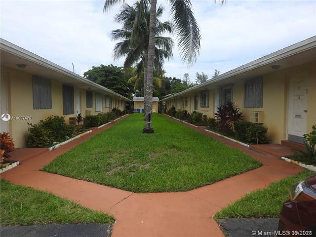 2241 Monroe St #5, Hollywood, FL 33020 (MLS #A11097472) :: KBiscayne Realty