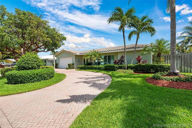 4210 NE 25th Ave, Lighthouse Point, FL 33064 (MLS #A11097478) :: Castelli Real Estate Services