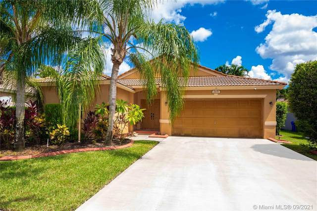 2137 NW 142nd Way, Pembroke Pines, FL 33028 (MLS #A11097496) :: Onepath Realty - The Luis Andrew Group