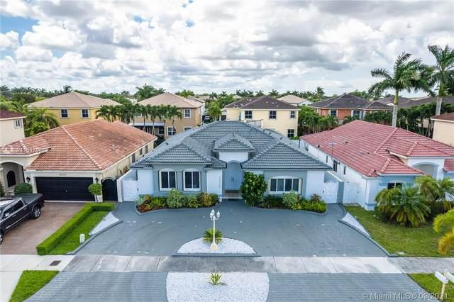 16560 SW 57th Ln, Miami, FL 33193 (#A11097508) :: Dalton Wade