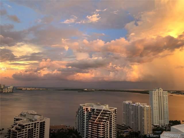 801 Brickell Key Blvd #3309, Miami, FL 33131 (MLS #A11097538) :: Prestige Realty Group