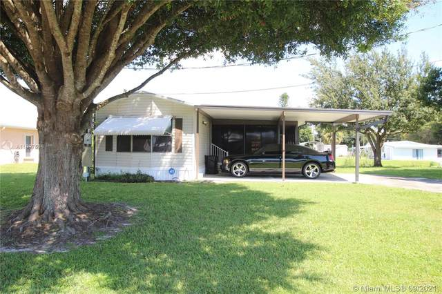 2603 SE 30th St., Okeechobee, FL 34974 (MLS #A11097539) :: The Pearl Realty Group
