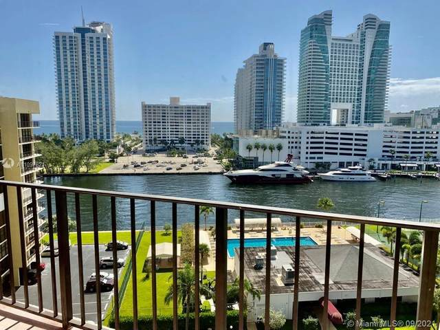 600 Parkview Dr #1126, Hallandale Beach, FL 33009 (MLS #A11097621) :: Green Realty Properties