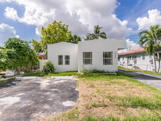 460 NW 82nd Ter, Miami, FL 33150 (MLS #A11097652) :: GK Realty Group LLC