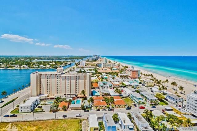 1201 S Ocean Dr 2206N, Hollywood, FL 33019 (MLS #A11097659) :: GK Realty Group LLC