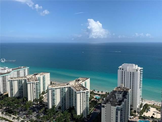 4010 S Ocean Dr R3407, Hollywood, FL 33019 (MLS #A11097687) :: Castelli Real Estate Services