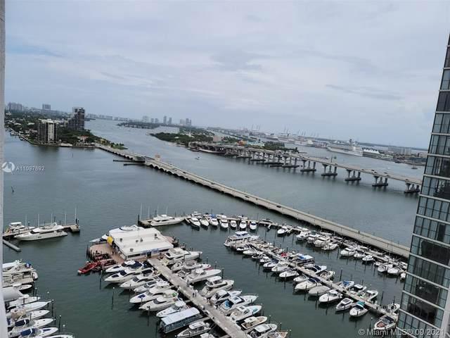 1717 N Bayshore Dr A-2546, Miami, FL 33132 (MLS #A11097692) :: The MPH Team