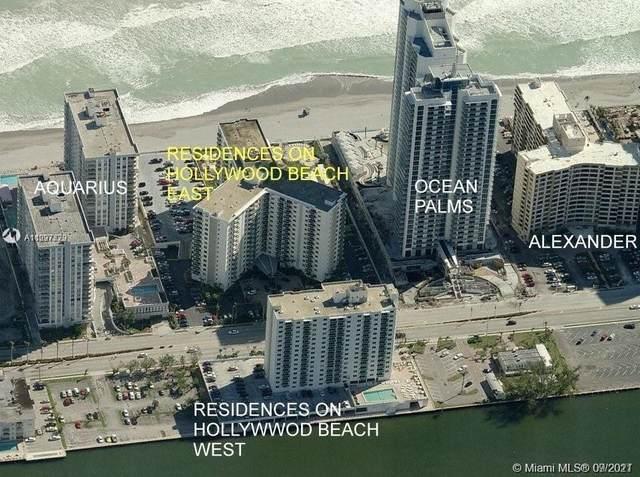 3001 S Ocean Dr. #339, Hollywood, FL 33019 (MLS #A11097729) :: Green Realty Properties