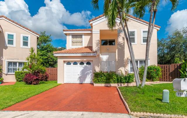 7397 Flores Way, Margate, FL 33063 (MLS #A11097736) :: Equity Realty