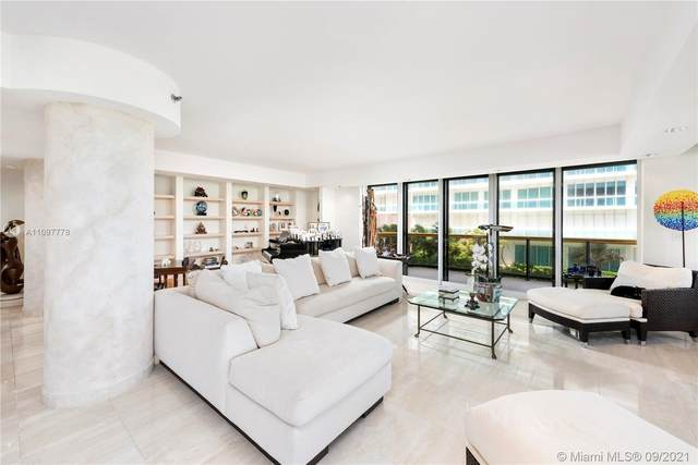 9999 Collins Ave 3C, Bal Harbour, FL 33154 (MLS #A11097778) :: GK Realty Group LLC