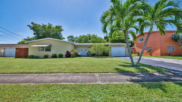 3670 NW 39th St, Lauderdale Lakes, FL 33309 (MLS #A11097828) :: CENTURY 21 World Connection