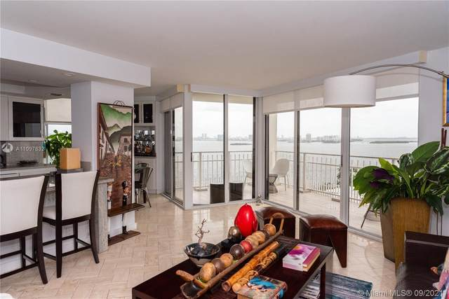 4000 Towerside Ter #1508, Miami, FL 33138 (MLS #A11097832) :: The Riley Smith Group