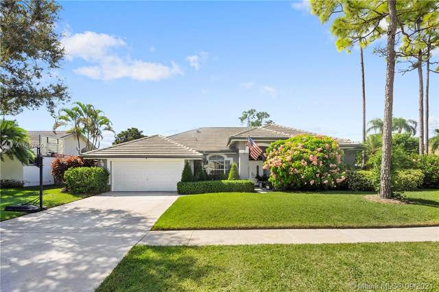 14217 Blackberry Dr, Wellington, FL 33414 (MLS #A11097850) :: Onepath Realty - The Luis Andrew Group