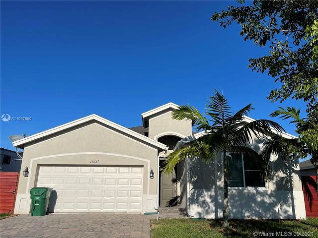 27827 SW 133rd Pl, Homestead, FL 33032 (MLS #A11097880) :: Douglas Elliman