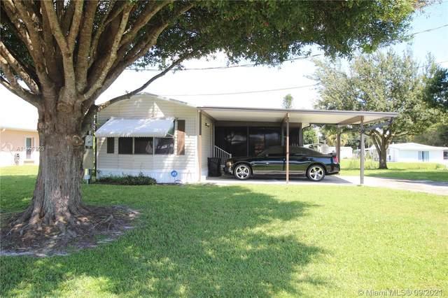 2603 SE 30th Street, Okeechobee, FL 34974 (MLS #A11097923) :: The Pearl Realty Group