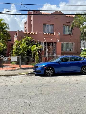128 NW 9th Ave, Miami, FL 33128 (MLS #A11097933) :: Berkshire Hathaway HomeServices EWM Realty