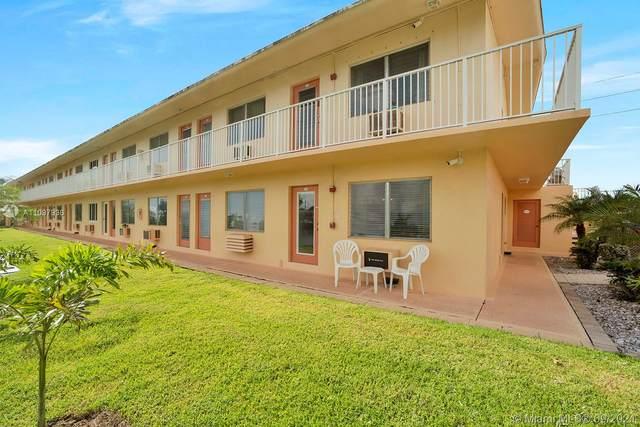331 E Mcnab Rd #116, Pompano Beach, FL 33060 (MLS #A11097936) :: Re/Max PowerPro Realty