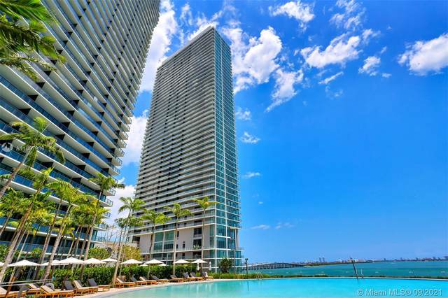 480 NE 31st St #3707, Miami, FL 33137 (MLS #A11097939) :: Berkshire Hathaway HomeServices EWM Realty