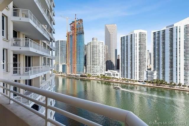888 Brickell Key Dr #1810, Miami, FL 33131 (MLS #A11097970) :: The MPH Team
