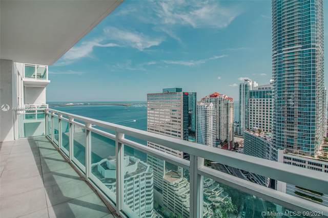 950 Brickell Bay Dr #3407, Miami, FL 33131 (MLS #A11098001) :: GK Realty Group LLC