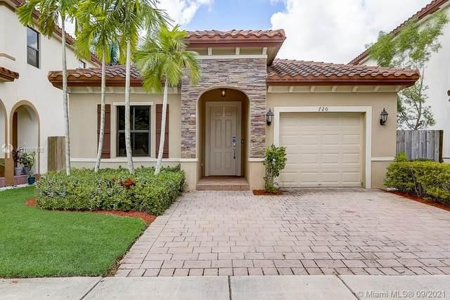 720 SE 33rd Ter, Homestead, FL 33033 (MLS #A11098102) :: All Florida Home Team