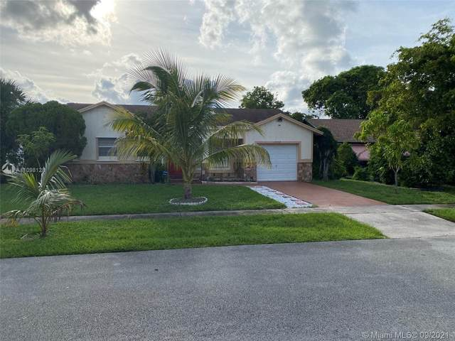 1908 SW 84th Ave, North Lauderdale, FL 33068 (MLS #A11098128) :: Prestige Realty Group