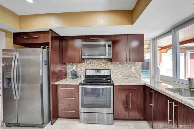 7510 Grandview Blvd, Miramar, FL 33023 (#A11098129) :: Posh Properties