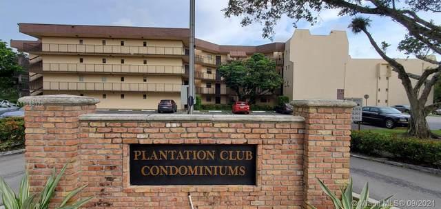 6555 W Broward Blvd #303, Plantation, FL 33317 (MLS #A11098179) :: Search Broward Real Estate Team