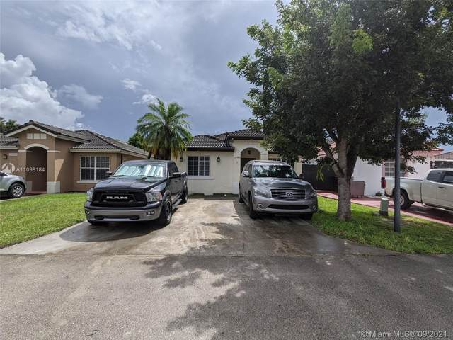 13983 SW 150th Ct, Miami, FL 33196 (MLS #A11098184) :: KBiscayne Realty