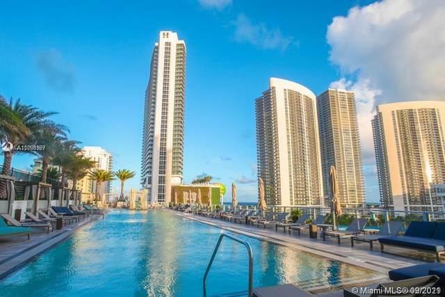 4010 S Ocean Dr R2105, Hollywood, FL 33019 (MLS #A11098197) :: Castelli Real Estate Services
