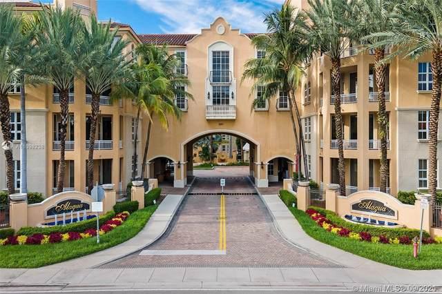 3001 NE 185th St #523, Aventura, FL 33180 (MLS #A11098238) :: Berkshire Hathaway HomeServices EWM Realty