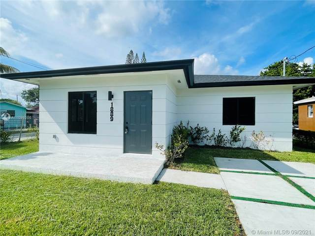 1889 NW 63st St, Miami, FL 33147 (MLS #A11098256) :: Jo-Ann Forster Team