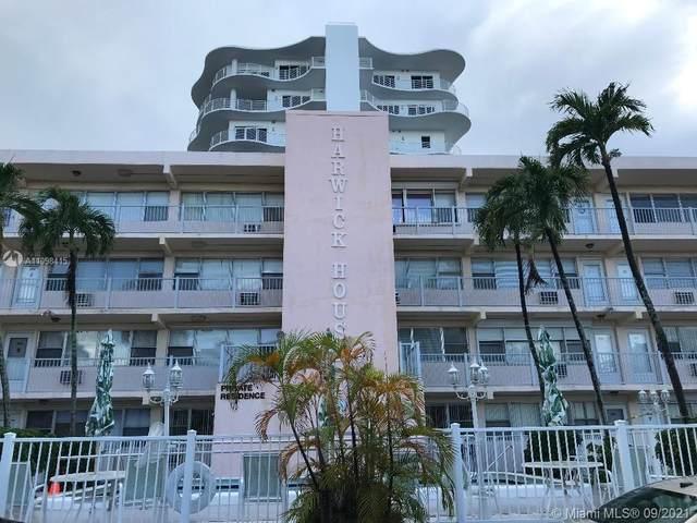 625 Antioch Ave #108, Fort Lauderdale, FL 33304 (#A11098415) :: Dalton Wade