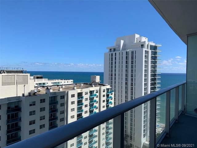 4111 S Ocean Dr #1512, Hollywood, FL 33019 (MLS #A11098451) :: Castelli Real Estate Services