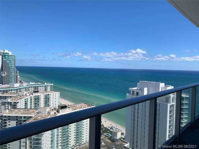 4111 S Ocean Dr #2912, Hollywood, FL 33019 (MLS #A11098454) :: Castelli Real Estate Services