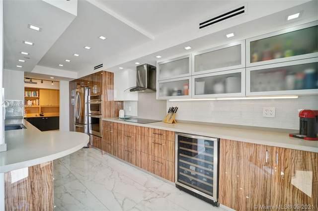 1000 Quayside Ter #1506, Miami, FL 33138 (MLS #A11098480) :: Berkshire Hathaway HomeServices EWM Realty