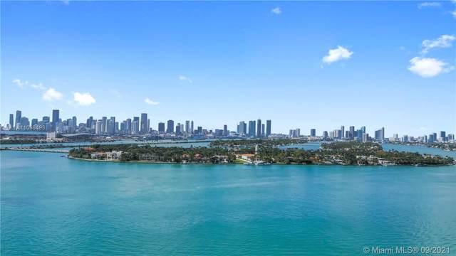 540 West Ave #1513, Miami Beach, FL 33139 (MLS #A11098493) :: The MPH Team