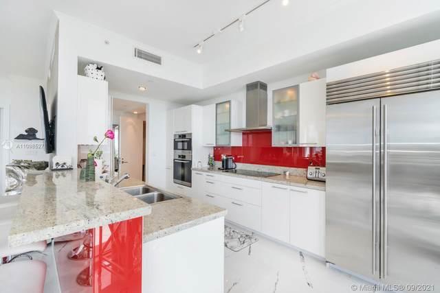 4100 Island Blvd #801, Aventura, FL 33160 (MLS #A11098527) :: Berkshire Hathaway HomeServices EWM Realty