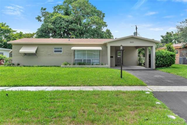 3820 NW 6th Pl, Lauderhill, FL 33311 (MLS #A11098542) :: Onepath Realty - The Luis Andrew Group