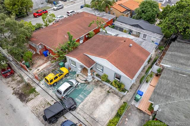 2527 NW 13th Ave, Miami, FL 33142 (MLS #A11098559) :: Onepath Realty - The Luis Andrew Group