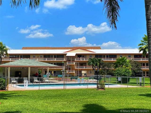 5300 Washington St 125B, Hollywood, FL 33021 (MLS #A11098578) :: Berkshire Hathaway HomeServices EWM Realty