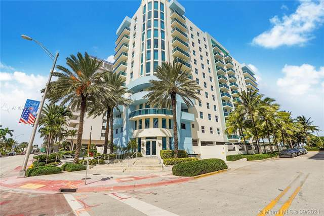 9201 Collins Ave #624, Surfside, FL 33154 (MLS #A11098603) :: Douglas Elliman