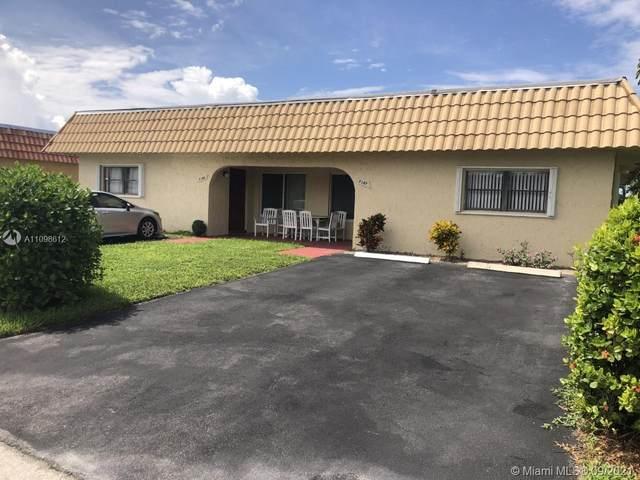 7105 NW 79th Ave, Tamarac, FL 33321 (MLS #A11098612) :: Green Realty Properties