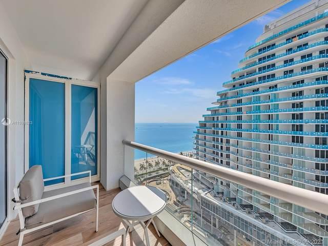 551 N Fort Lauderdale Beach Blvd H1607, Fort Lauderdale, FL 33304 (MLS #A11098623) :: GK Realty Group LLC