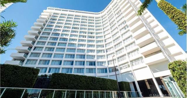1100 West Ave #1425, Miami Beach, FL 33139 (MLS #A11098633) :: Castelli Real Estate Services