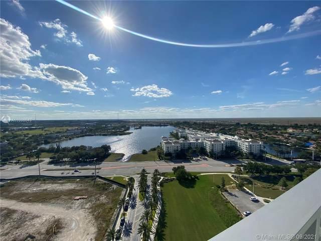 2000 Metropica Way #1804, Sunrise, FL 33323 (MLS #A11098649) :: Berkshire Hathaway HomeServices EWM Realty