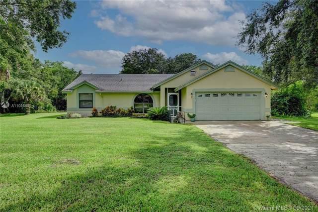 14822 N 85th Rd N, Loxahatchee, FL 33470 (MLS #A11098689) :: The Pearl Realty Group